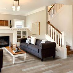 Doprodej vinylové lepené podlahy Expona Domestic 5996 Beige Vintage Wood Vintage Wood, Couch, Beige, Furniture, Home Decor, Antique Wood, Settee, Decoration Home, Sofa