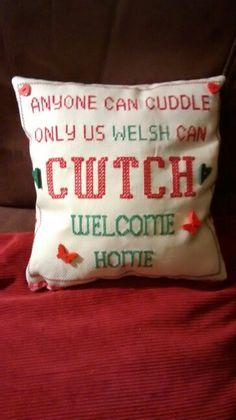 Welcome Home Cushion
