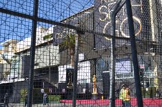 Hollywood, The Oscars 2013: The Red Carpet, 2 hours before George Clooney steps on it!