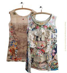 Alexandra Drenth textiele handwerken <3