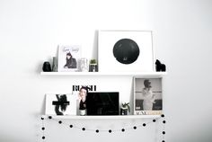 The Minimalist x Curated by shelves