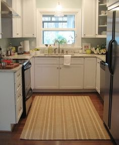 Awesome Washable Kitchen Rugs: Fancy D Cor Below Our Feet:Charming Washable Kitchen  Rugs · Kitchen RugHardwood FloorsHome ...