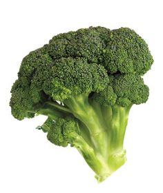 Broccoli  Broccoli is a nutritional bonanza—potassium, vitamin C, antioxidants. It's also versatile, at home on a crudité platter, tossed into stir-fries and quiches, or pureed into an elegant soup.    Learn how to choose, store, and use broccoli at: http://www.realsimple.com/food-recipes/ingredients-guide/broccoli-00000000039269/index.html