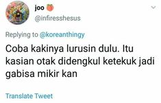 changbin and felix unfaedah convos # Humor # amreading # books # wattpad Funny Tweets Twitter, Twitter Quotes, Instagram Quotes, Tweet Quotes, Mood Quotes, Life Quotes, Quotes Lucu, Quotes Galau, Jokes Quotes