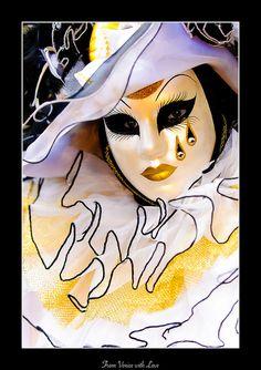 masks venetië-5-2 by Nowforever - Stijn Vandenbussche, via Flickr Carnival Of Venice, Carnival Masks, Masquerade Mask Makeup, Lenten Season, Ash Wednesday, Masquerades, Hidden Face, Venetian Masks, Persona