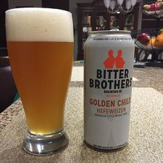 I was so excited when I heard that @bitterbrothersbrewingco was gonna start canning their beer, cause the tasting room is a litte far from me and I love their beers, now I can get them 5 mins from me. This is one of my favorite hefeweizens, a style often overlooked for IPAs, sours and stouts. Such a good beer, and dat head tho 👀👌🏼 #craftbeer #beer #drinklocal #drinkcraft #drinkcraftbeer #hefeweizen #sdbeer #sandiegobeer #wheatbeer #sandiego #sandiegoconnection #sdlocals #sandiegolocals…