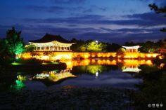 경주역사유적지구[Kyongju Historic Areas] - 안압지