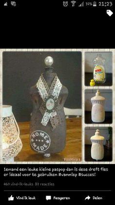 Afwasmiddel fles