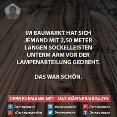 Im Baumarkt #derneuemann #humor #lustig #spaß