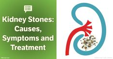 Know more about kidney stone causes, symptoms, treatment and how you can prevent this common urinary tract disorder. http://articles.mercola.com/kidney-stones.aspx