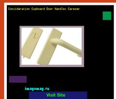 Consideration Cupboard Door Handles Caravan 121430 - The Best Image Search