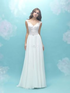 dd3283a0bcc3 Allure Bridal Collection Fall 2017 - Style 9467 Wedding Trends, 2017 Wedding,  Trendy Wedding