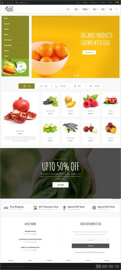 Vegan #Food is a tidy and responsive @WooCommerce #WordPress theme suitable for #webdesign any kind of food, vegetable Shop, makeup products or similar websites with 6 unique homepage layouts download now➩ https://themeforest.net/item/vegan-food-organic-store-farm-responsive-woocommerce-wordpress-theme/18255861?ref=Datasata
