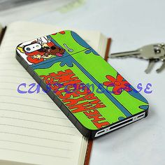 iPhone 5 cases,Mystery Machine Van Scooby Doo iPhone 5 for iPhone 5