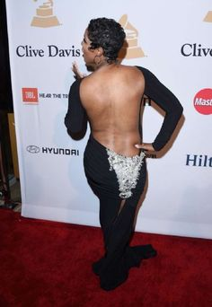 Toni Braxton Pre Grammy Gala and Salute To Industry Icons In Los Angeles