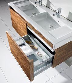 Contemporary Vanity from Roca – Stratum – bold modern Dutch style   kitchen and bath design trends
