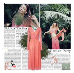 """""""Graduation Day Party"""" by helena99 ❤ liked on Polyvore featuring Emilio Pucci, Oscar de la Renta, Jennifer Lopez, Raye, Maybelline, Marc Jacobs, Obsessive Compulsive Cosmetics, Graduation, emiliopucci and oscardelarenta"""