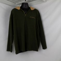 Roundtree /& Yorke Mens Sweater M XL or 2XL Cotton Teal or Yellow New
