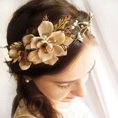 rustic wildwood headpiece Not for mine but I love it!