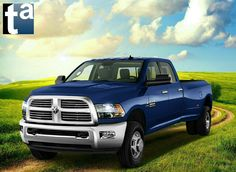 "460 Agri - #Dodge #RAM #Trucks #PickUp 3500 BIG HORN CREW CAB 4X2 6'4"" BOX [Agri] #Automotive #Agriculture #Farm #Farms #Farming #Forest #OffRoad Ram Trucks, Agriculture, Horn, Farms, Offroad, Dodge, Engineering, Technology, 3d"