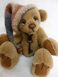 Westley by Cooper bears. I want this bear! Please?!?