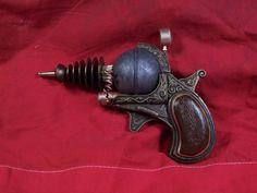 Steam punk ray gun