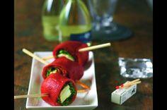 Papriky s chorizem Chorizo, Cherry, Fruit, Food, Meal, The Fruit, Eten, Meals, Prunus