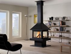 Rocal Giselle 80 Multifuel Stove From Fireplace Products