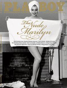 She's Back! Marilyn Monroe Strips Down For Playboy (Again)