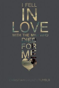 When I say 'I am a Christian' I don't speak of this with pride. I'm confessing that I stumble and need Christ to be my guide....Amen <3