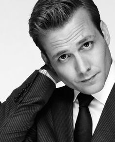 Gabriel Macht in suits... no comments