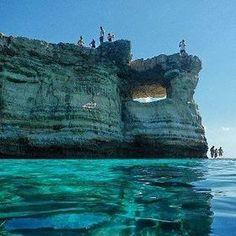Ayia Napa sea caves.  #ayianapamarina