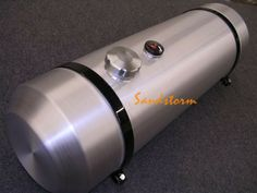 Spun Aluminum Fuel Tank with site gauge Spinning, Tanks, Hand Spinning, Shelled, Indoor Cycling