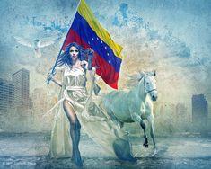 JUSTICIA, LIBERTAD Y PAZ VENEZUELA by Capricuario on DeviantArt
