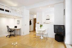 apartment design | Small and Thoughtful Swedish Apartment Interior Design | DigsDigs