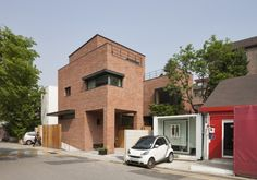 Courtyard House by Min Soh I Like Architecture
