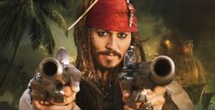 Piratas do Caribe 5: Jack Sparrow está de volta em pôsteres do filme