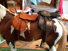 Braymere Custom Saddlery: Saddles with Sophie, part one. Finally!! A saddle making tutorial!!