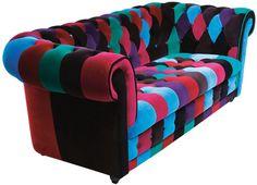 Sofa Cuckoo Colore 3-Seater
