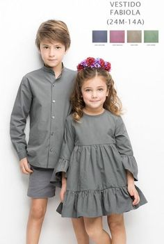 Simple dress for girls children 42 ideas for 2020 Simple Dress For Girl, Dress For Girl Child, Dresses Kids Girl, Toddler Dress, Baby Dress, Baby Girl Fashion, Toddler Fashion, Kids Fashion, Womens Fashion