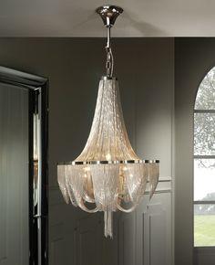 Kronleuchter Verchromt. Durchmesser 150 Cm | Licht / Beleuchtung |  Pinterest | Kronleuchter, Durchmesser Und Kerzenständer