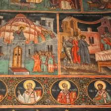 Imagini pentru manastirea horezu interior Interior, Painting, Art, Art Background, Indoor, Painting Art, Kunst, Paintings, Interiors