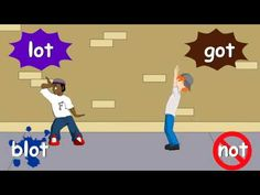 ▶ Phonics (Rhyming Words) - YouTube My firsties BEG to watch this...they love trying to dance along with it, too!