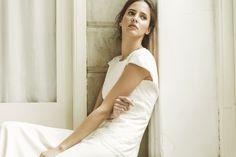 """Vestido Sonia detalle """"Memories of Madrid"""" Campaña nueva colección de vestidos de novia Beba's Closet www.bebascloset.com Foto @pipi_hormaechea Peluquería y maquillaje @reginacapdevila Joyas @beatrizpalacios_jewelry"""