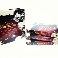 Les Miserables: From Stage to Screen. The official book to celebrate it's release onto the big screen, with behind the scenes images and never-before-seen items of removable memorabilia.