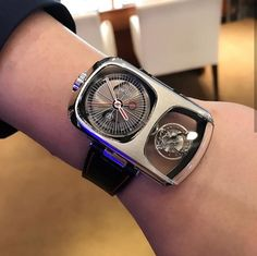 Unusual Watches, Amazing Watches, Elegant Watches, Cool Watches, Bell Ross, Expensive Watches, Hand Watch, Luxury Watches For Men, Man Stuff