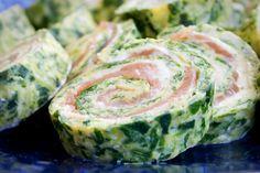 Rezept Lachs-Spinat-Roulade - Lachs-Spinat-RouladeRezept und viele weiterebeliebte Kochrezepte finden Sie bei wasesseichheute.de.