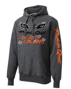 Heavyweight Hoodie Coyote Hunting, Hooded Sweatshirts, Hoodies, Rib Knit, Pullover, Sports, Sweaters, Cotton, Fashion