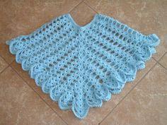 Sheer Heaven Crochet Poncho Pattern   Craftsy