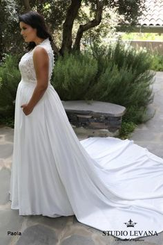 f1b85a2f99d Plus size wedding gowns 2018 Paola (7) Wedding Dresses Plus Size